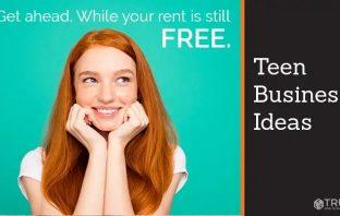 good business ideas for teens