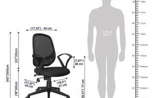Study Chair Design Vs Comfort